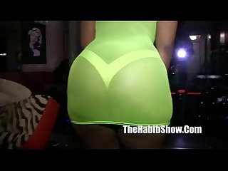 Ambitious Booty sexy thick booty fucked by stripper king kreme