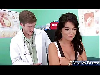 Hard sex in doctor office with horny patient video 07