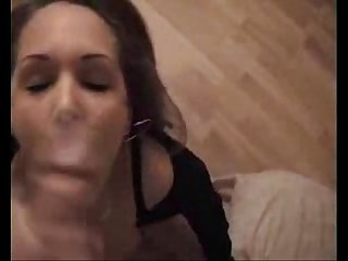 Amazing russian blowjob