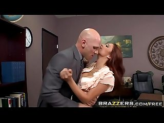 (Monique Alexander, Johnny Sins) - Law And Whoreder - Brazzers