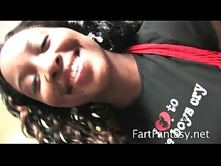Imani Rose Makes Boys Cry With Her Nasty Farts
