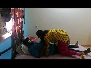 Explicit Hardcore Indian Couple Sex Filmed In Bedroom