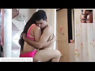 Padosan Making Love And Hardcore Sex With Bhabhi