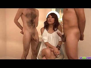 Aya sakuraba gives head in mind blowing modes more at 69avs com