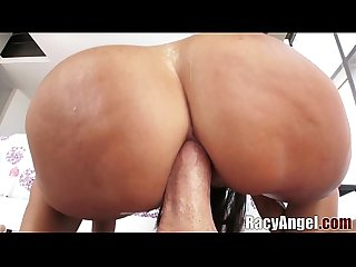Hot milf Ava addams anal face sellection with Mike adriano