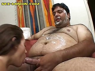 Fuck and Facial from Chubby
