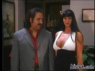 Kelsey has huge boobs