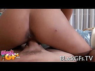 Bbw honey receives black pussy banged