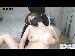 Very nice tit ! Korean BJ ! Baby Girl Live cam show !