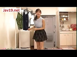 Jav19 net younger sister and brother