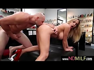 Olivia Austin big tits milf enjoy hardcore intercorse on tape
