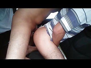 Um sexo rpido no carro