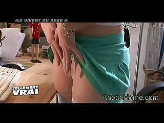 Sexe amateur francais avec un couple sur leur Webcams voyeur