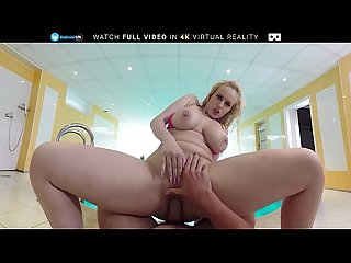 Badoinkvr enjoy virtual sex with czech milf angel wicky vr porn