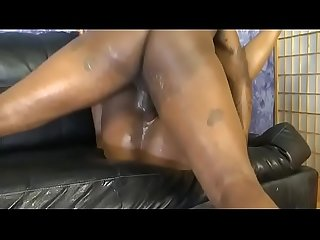 Trashy Black Amateur Whore From The Hood Rough Blowjob And Fuck