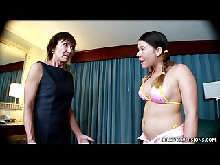 Mature Wife Humiliated by Younger Home Wrecker - Lillian Tesh