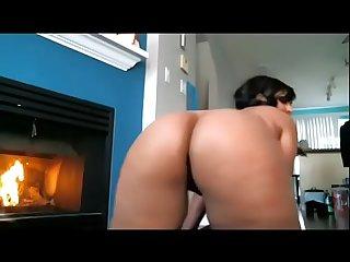 Horny ebony bbw hot pussy toyed