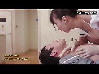 JavBusty.com - JAV Japanese Milf gets nice Fuck from her Son