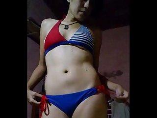 Gorgeous indian gf suman in bikini nude fuckmyindiangf com