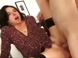 Redhead mom Karen kougar fucks younger man d74