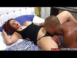 Pegando a Cunhada Na frente da Esposa