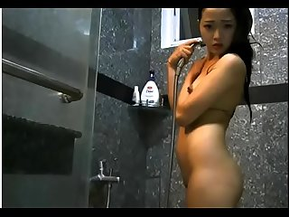 Sexy asian girl fingering herself and showering plenty more at poontangclan us