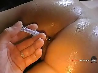 WEBCAM BROTHER CREAMPIES IN SISTER'S ASS