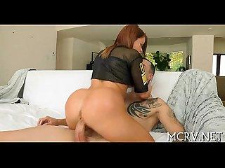 Sexy Fucking makes Babe cum