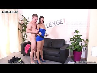 Big strong newcomer failed with pornstar mea melone