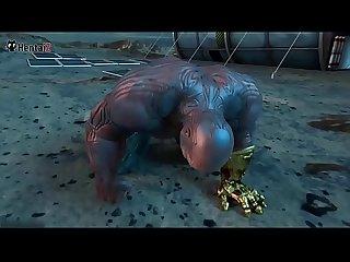 Hentai - Thanos đ�?t nữ captain mavel l�?n đẹp. Xem full tại:..