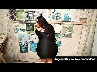 Full Figured Cuban Angelina Castro Blows A Cock POV!
