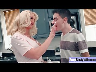 Sexy Busty Housewife (Ryan Conner) Realy Love Hardcore Intercorse movie-25