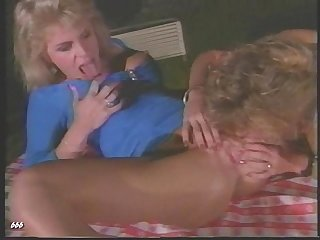 Tiffany Million and Alex Jordan (Heavy Lesbian Sex Scene)