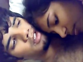 Indian cute college girl 1st sex