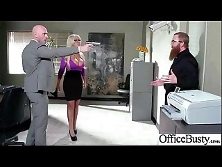 Hardcore Sex With Horny Big Tits Office Sluty Girl (bridgette b) movie-09