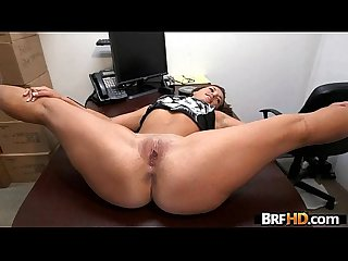 Tan ass beauty kelsi monroe flexible backroom fuck 2 2