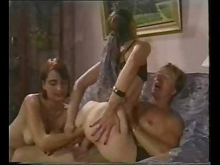 Anal fisting and double penetration