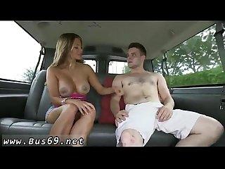 Naked italian college jocks gorgeous day for anal sex on the baitbus