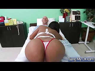 Hard sex in doctor office with horny patient codi bryant Vid 08