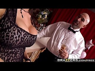 Brazzers milfs like it big sometimes i fuck anything scene starring ariella ferrera and xander c
