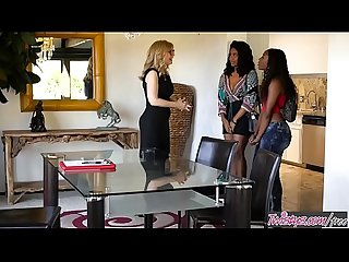 Twistys nothing to be ashamed of chanell heartjenna foxnina hartley