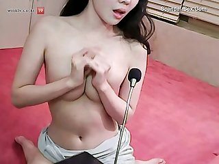 Very beautiful pink korean Girl sexy naked 18