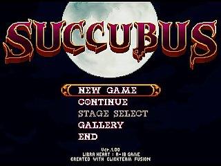 Game succubus