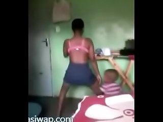 african teen twerk