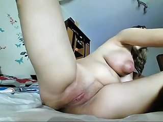 Amateur blond big naturals huge puffy nipples on cam more at hdcams mooo com