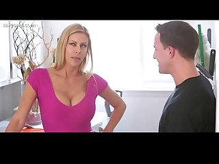 Alexis Fawx Big Tit Milf Horny For Step-Son