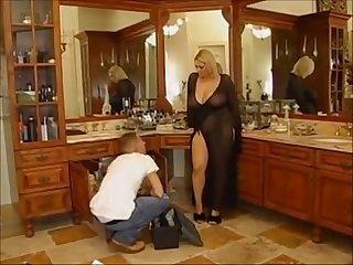 Samantha anderson fucks plumber