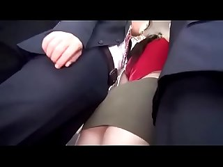 Japanese bus fuck 02