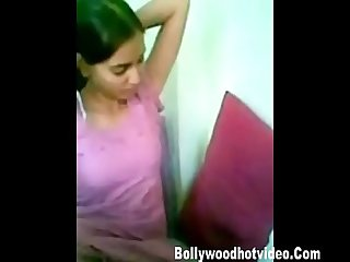 Indian university couple hoemade sex video