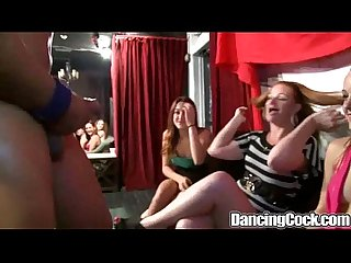 Dancingcock girls get cock